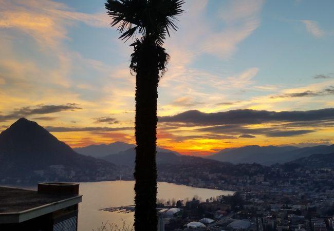 Ferienwohnung Lake and City Panorama in Lugano (2322928), Viganello, Lago di Lugano (CH), Tessin, Schweiz, Bild 5