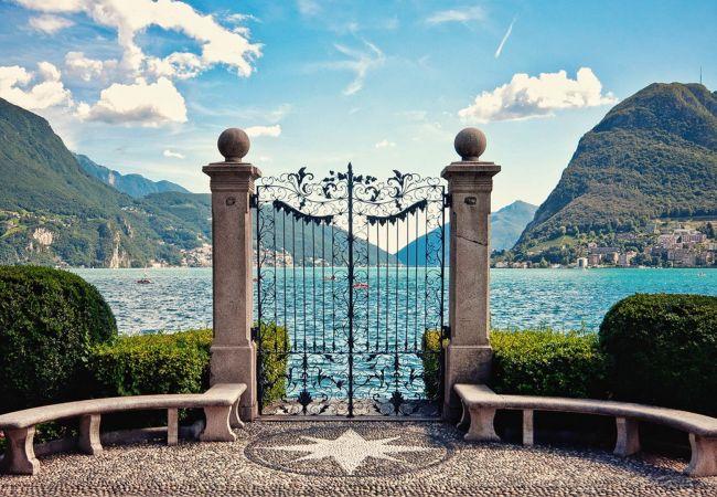 Ferienwohnung Lake and City Panorama in Lugano (2322928), Viganello, Lago di Lugano (CH), Tessin, Schweiz, Bild 12
