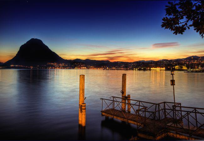 Ferienwohnung Lake and City Panorama in Lugano (2322928), Viganello, Lago di Lugano (CH), Tessin, Schweiz, Bild 16