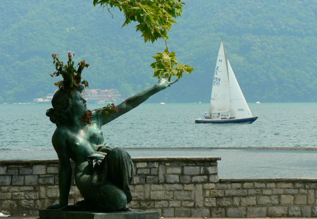 Ferienwohnung Lake and City Panorama in Lugano (2322928), Viganello, Lago di Lugano (CH), Tessin, Schweiz, Bild 19
