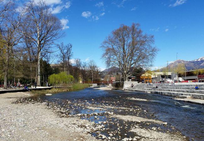Ferienwohnung Lake and City Panorama in Lugano (2322928), Viganello, Lago di Lugano (CH), Tessin, Schweiz, Bild 21