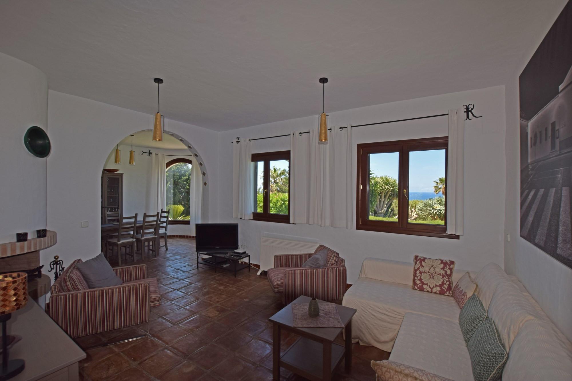 La Fortuna - Sala de estar (2)