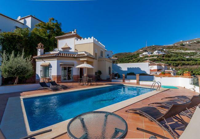 Ferienhaus Villa Tamango Hill Canovas Nerja (9) CN (2336662), Torrox, Costa del Sol, Andalusien, Spanien, Bild 2