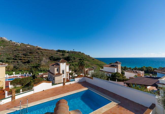 Ferienhaus Villa Tamango Hill Canovas Nerja (9) CN (2336662), Torrox, Costa del Sol, Andalusien, Spanien, Bild 5