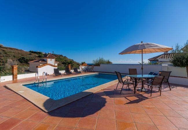 Ferienhaus Villa Tamango Hill Canovas Nerja (9) CN (2336662), Torrox, Costa del Sol, Andalusien, Spanien, Bild 3