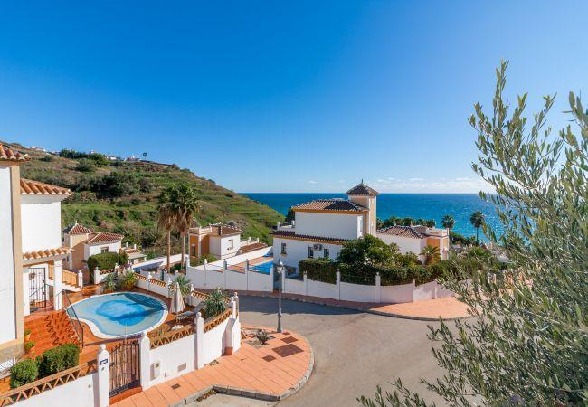 Ferienhaus Villa Tamango Hill Canovas Nerja (9) CN (2336662), Torrox, Costa del Sol, Andalusien, Spanien, Bild 22