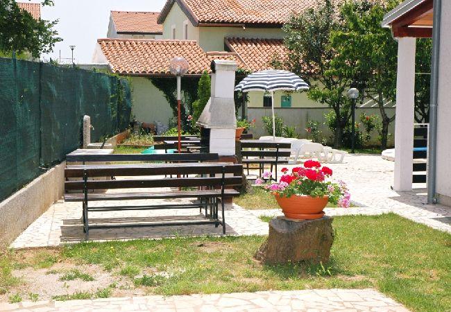 Ferienwohnung 819-1 für 4 Pers. in Porec (2317320), Buzet, , Istrien, Kroatien, Bild 11