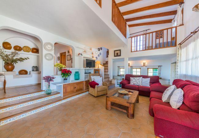 Maison de vacances Villa Sa Sinia (2360953), Lloret de Vistalegre, Majorque, Iles Baléares, Espagne, image 10