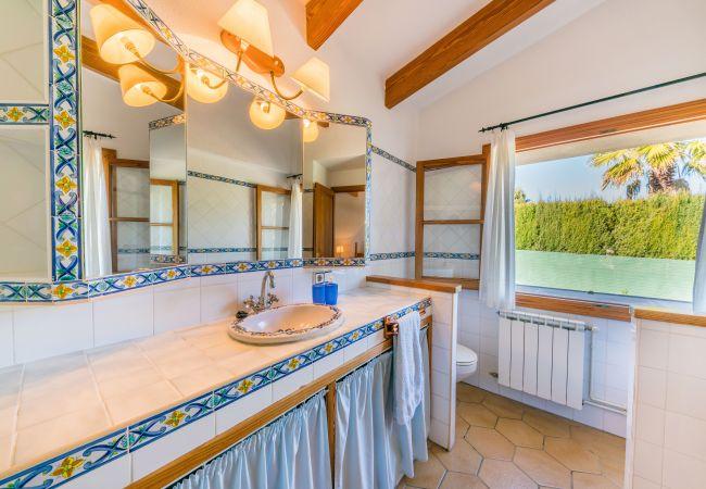 Maison de vacances Villa Sa Sinia (2360953), Lloret de Vistalegre, Majorque, Iles Baléares, Espagne, image 19