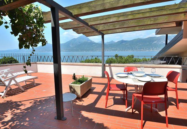 Watercolor Loft With Lake View   Torri del Benaco