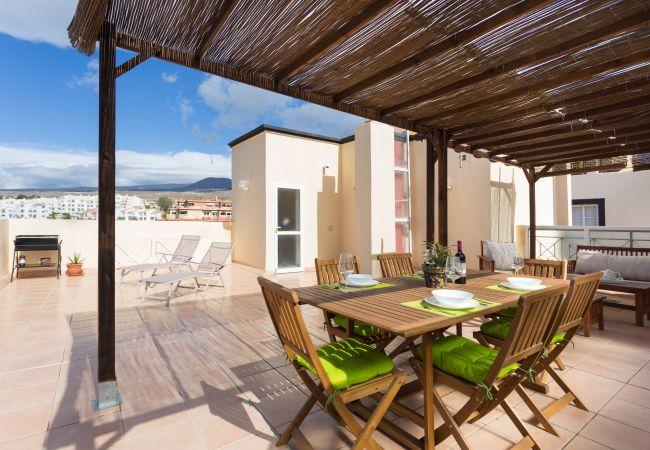 Appartement de vacances Penthouse Sunset with Pool and free Wifi (2367536), Callao Salvaje, Ténérife, Iles Canaries, Espagne, image 5