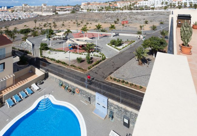 Appartement de vacances Penthouse Sunset with Pool and free Wifi (2367536), Callao Salvaje, Ténérife, Iles Canaries, Espagne, image 6