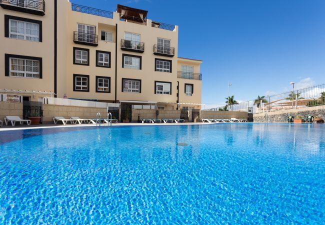 Appartement de vacances Penthouse Sunset with Pool and free Wifi (2367536), Callao Salvaje, Ténérife, Iles Canaries, Espagne, image 1