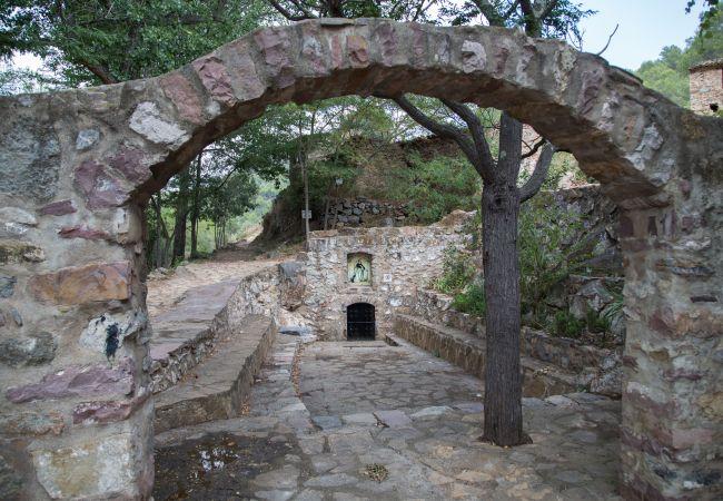 Ferienhaus Espadan mountain Villa (2404143), Alcudia de Veo, Provinz Castellón, Valencia, Spanien, Bild 40