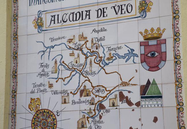 Ferienhaus Espadan mountain Villa (2404143), Alcudia de Veo, Provinz Castellón, Valencia, Spanien, Bild 41