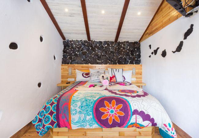 Maison de vacances Masca with garden and free WIFI (2408899), El Palmar, Ténérife, Iles Canaries, Espagne, image 9