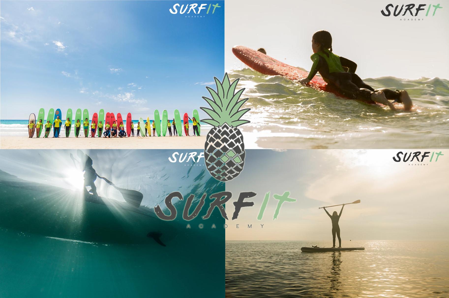 Sobre los Mares - SURFIT