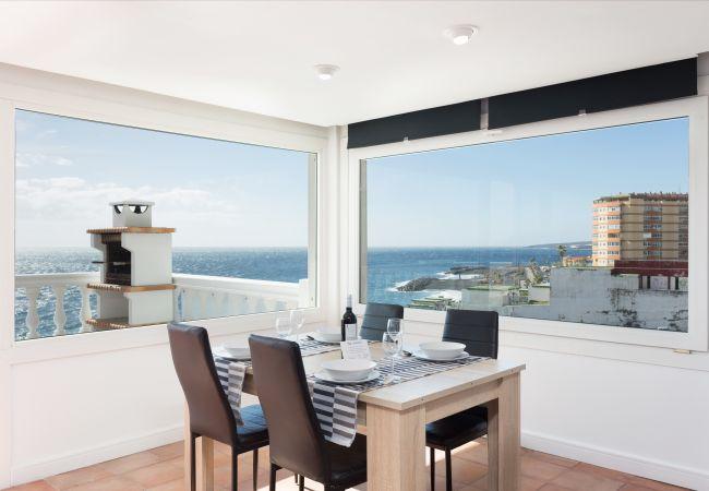 Appartement de vacances Over the Ocean with pool (2408901), Candelaria (ES), Ténérife, Iles Canaries, Espagne, image 4