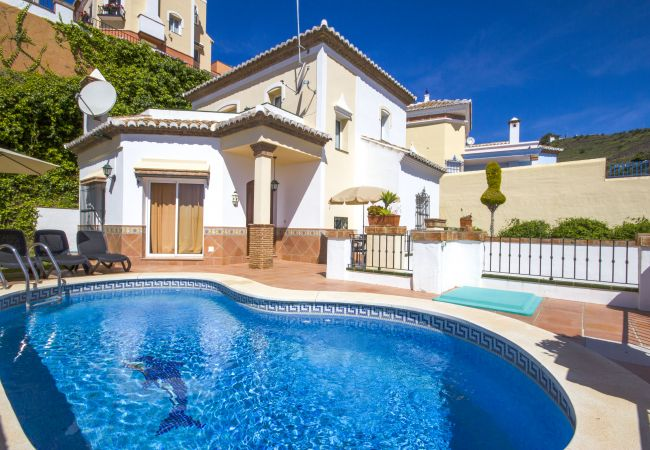 Ferienhaus Villa Tamango Hill Canovas Nerja (5) CN (2411684), Torrox, Costa del Sol, Andalusien, Spanien, Bild 1