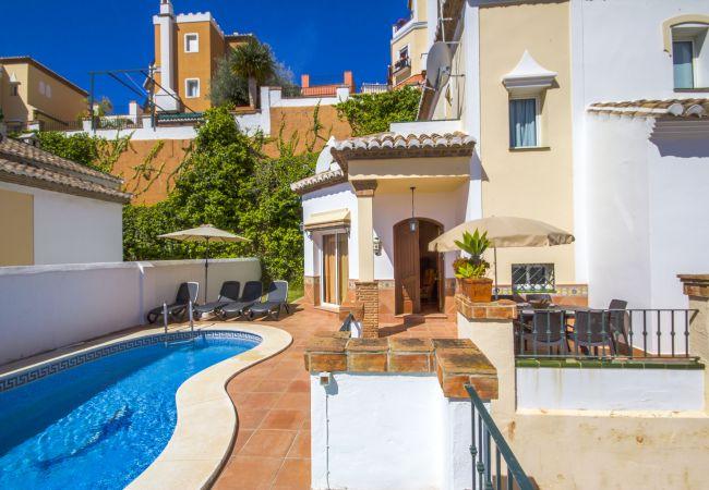 Ferienhaus Villa Tamango Hill Canovas Nerja (5) CN (2411684), Torrox, Costa del Sol, Andalusien, Spanien, Bild 2