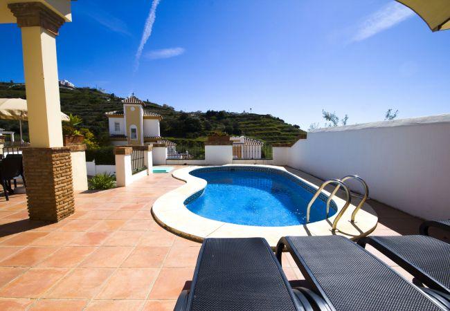 Ferienhaus Villa Tamango Hill Canovas Nerja (5) CN (2411684), Torrox, Costa del Sol, Andalusien, Spanien, Bild 3