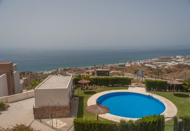 Ferienhaus Sea Views Holiday House with Pool Torrox CanovasCN (2431098), Torrox, Costa del Sol, Andalusien, Spanien, Bild 14