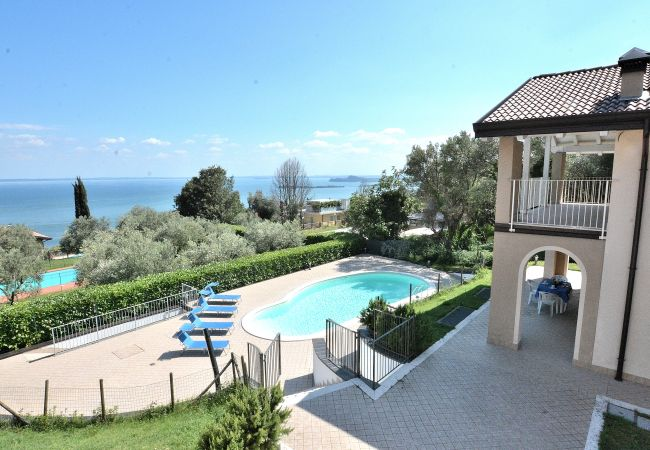 Apartment Fabiola With Pool Lake View   Gardasee - Lago di Garda