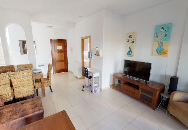 Maison de vacances Villa Besugo - Free Car Hire! (2491976), Roldan, , Murcie, Espagne, image 8