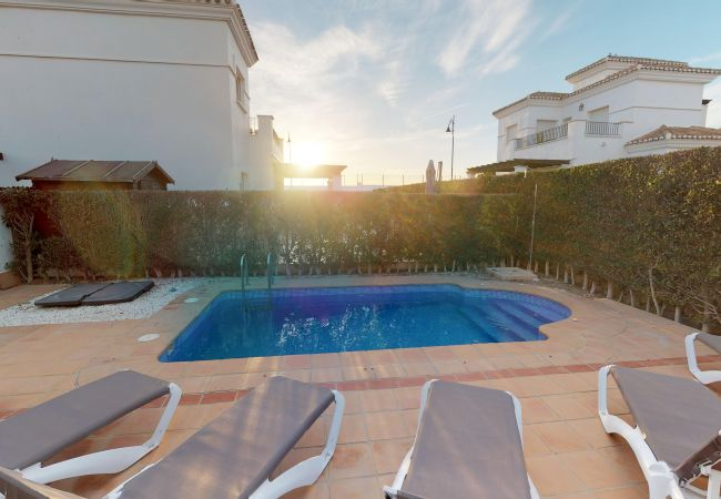 Maison de vacances Villa Besugo - Free Car Hire! (2491976), Roldan, , Murcie, Espagne, image 5
