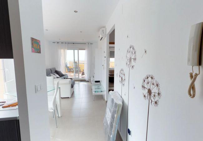 Appartement de vacances Terrazas Penthouse-Murcia Holiday Rentals Property (2491993), Roldan, , Murcie, Espagne, image 4