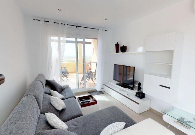 Appartement de vacances Terrazas Penthouse-Murcia Holiday Rentals Property (2491993), Roldan, , Murcie, Espagne, image 2