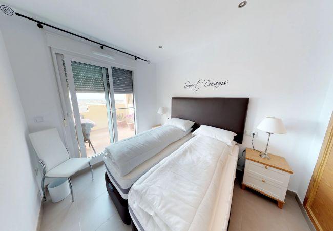 Appartement de vacances Terrazas Penthouse-Murcia Holiday Rentals Property (2491993), Roldan, , Murcie, Espagne, image 21