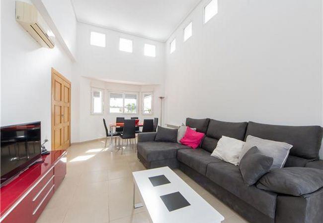 Maison de vacances Casa Bacalao - A Murcia Holiday Rentals Property (2491982), Roldan, , Murcie, Espagne, image 11