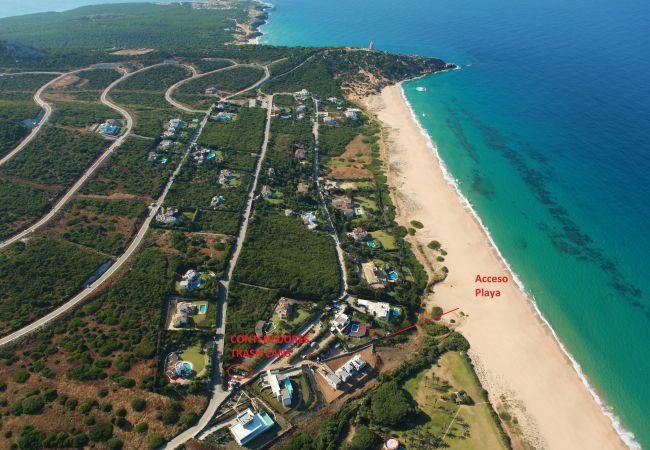 Pralaya - AEREA ubicación Playa Basura