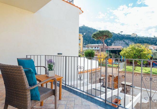 Ferienhaus Villa Totti with Private Pool, Garden, Parking and Elevator (2516709), Sant'Agnello, Amalfiküste, Kampanien, Italien, Bild 26