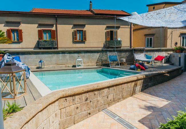 Ferienhaus Villa Totti with Private Pool, Garden, Parking and Elevator (2516709), Sant'Agnello, Amalfiküste, Kampanien, Italien, Bild 16