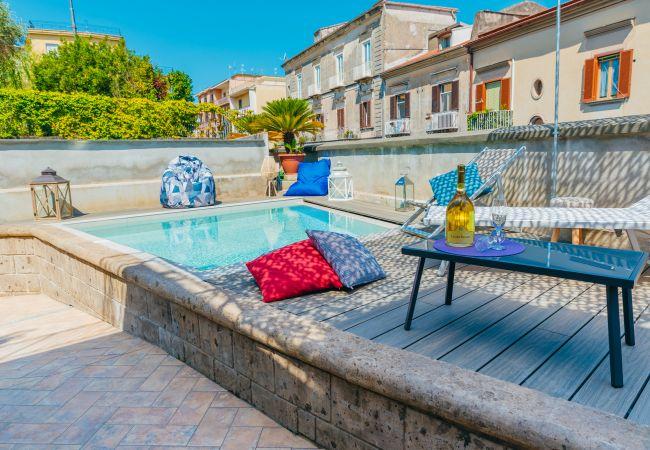 Ferienhaus Villa Totti with Private Pool, Garden, Parking and Elevator (2516709), Sant'Agnello, Amalfiküste, Kampanien, Italien, Bild 15