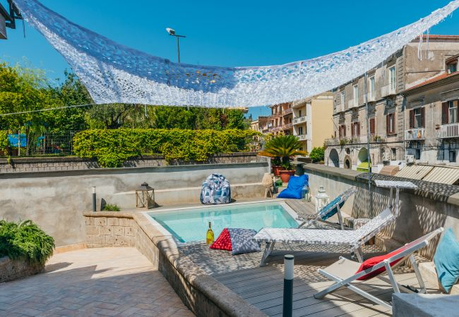 Ferienhaus Villa Totti with Private Pool, Garden, Parking and Elevator (2516709), Sant'Agnello, Amalfiküste, Kampanien, Italien, Bild 13