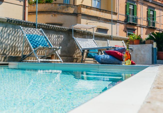 Ferienhaus Villa Totti with Private Pool, Garden, Parking and Elevator (2516709), Sant'Agnello, Amalfiküste, Kampanien, Italien, Bild 12