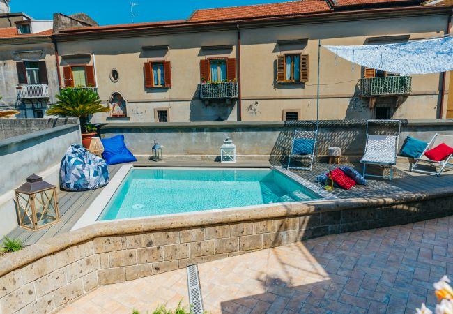 Ferienhaus Villa Totti with Private Pool, Garden, Parking and Elevator (2516709), Sant'Agnello, Amalfiküste, Kampanien, Italien, Bild 9