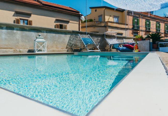 Ferienhaus Villa Totti with Private Pool, Garden, Parking and Elevator (2516709), Sant'Agnello, Amalfiküste, Kampanien, Italien, Bild 7