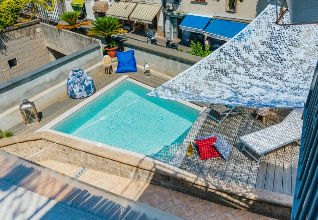 Ferienhaus Villa Totti with Private Pool, Garden, Parking and Elevator (2516709), Sant'Agnello, Amalfiküste, Kampanien, Italien, Bild 5