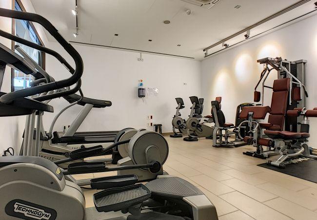 Appartement de vacances Frontlinie Golf, Gemeinschaftspool, gratis WiFi, Balkon (2454082), Baños y Mendigo, , Murcie, Espagne, image 27