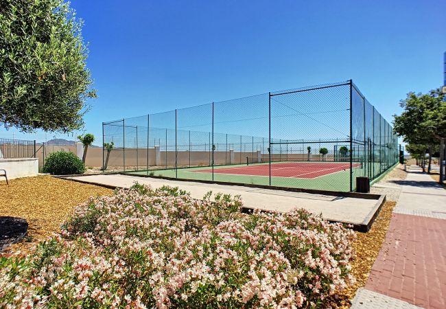 Appartement de vacances Frontlinie Golf, Gemeinschaftspool, gratis WiFi, Balkon (2454082), Baños y Mendigo, , Murcie, Espagne, image 26