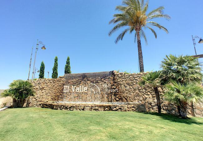 Appartement de vacances Frontlinie Golf, Gemeinschaftspool, gratis WiFi, Balkon (2454082), Baños y Mendigo, , Murcie, Espagne, image 9