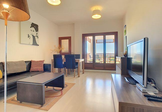 Appartement de vacances Frontlinie Golf, Gemeinschaftspool, gratis WiFi, Balkon (2454082), Baños y Mendigo, , Murcie, Espagne, image 2