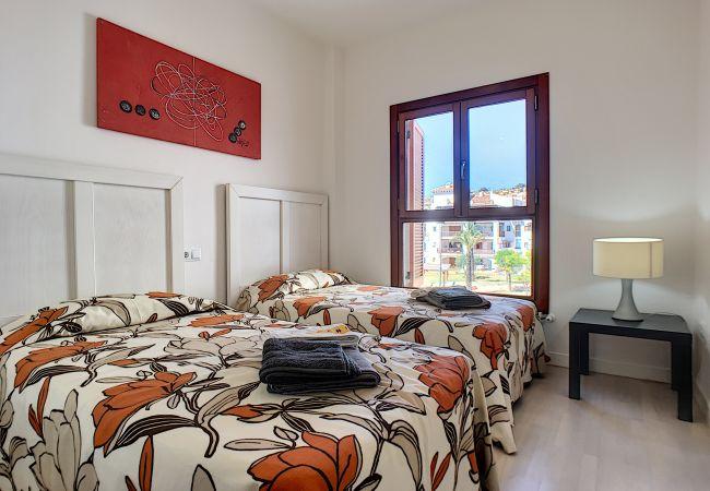 Appartement de vacances Frontlinie Golf, Gemeinschaftspool, gratis WiFi, Balkon (2454082), Baños y Mendigo, , Murcie, Espagne, image 7