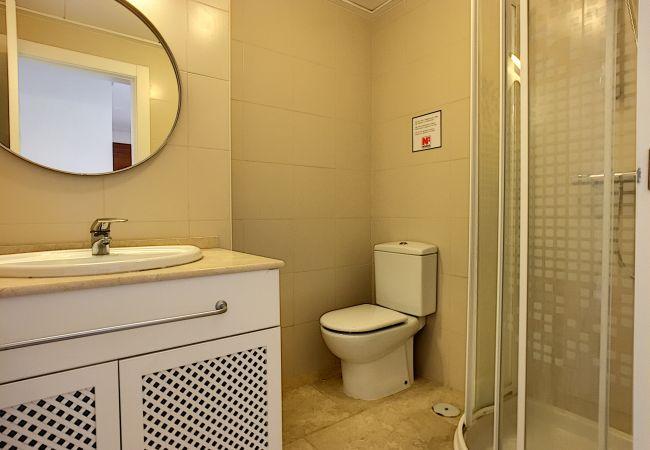 Appartement de vacances Frontlinie Golf, Gemeinschaftspool, gratis WiFi, Balkon (2454082), Baños y Mendigo, , Murcie, Espagne, image 11