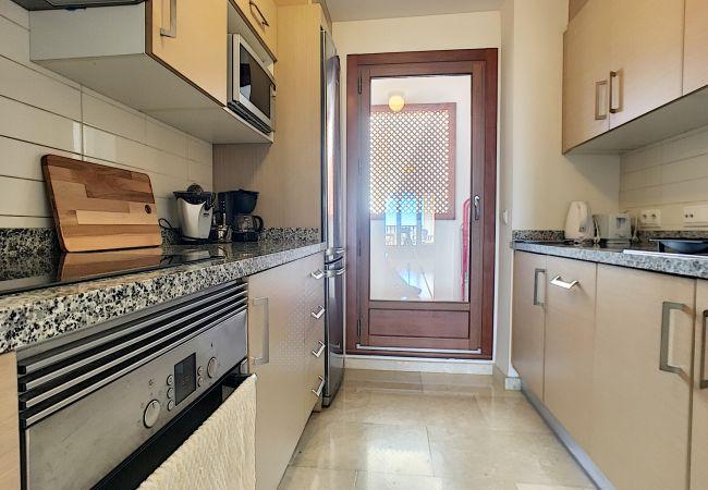 Appartement de vacances Frontlinie Golf, Gemeinschaftspool, gratis WiFi, Balkon (2454082), Baños y Mendigo, , Murcie, Espagne, image 8