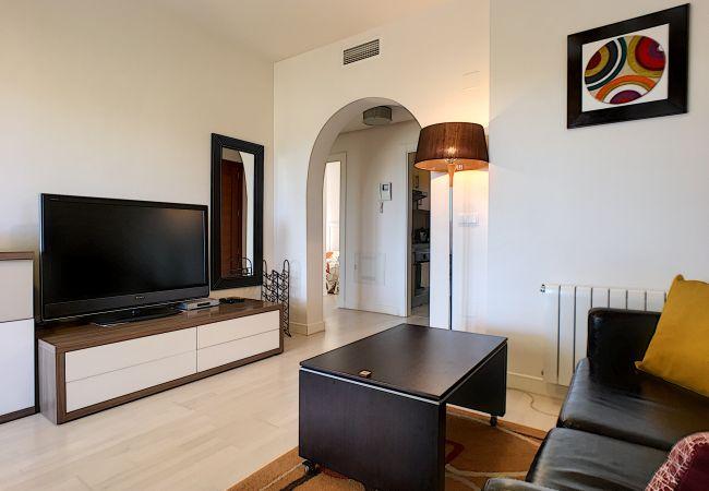 Appartement de vacances Frontlinie Golf, Gemeinschaftspool, gratis WiFi, Balkon (2454082), Baños y Mendigo, , Murcie, Espagne, image 13
